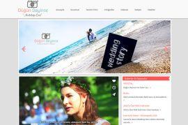 Düğün Deyince Kurumsal Web Sitesi