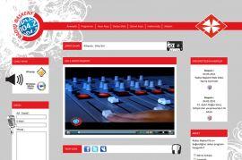 Radyo Başkent Web Sitesi