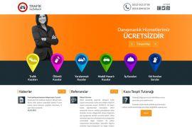 Trafiktazminati.com Kurumsal Web Sitesi