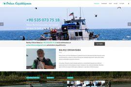 Orhan Küçükbiçmen Kişisel Web Sitesi