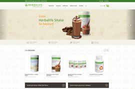 Herbalife Online Ürün Satış Sistemi